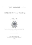 Pdf Smithsonian Contributions to Knowledge