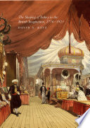 The Shaping of Turkey in the British Imagination  1776   1923