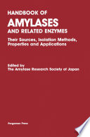 Handbook of Amylases and Related Enzymes