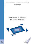 Stabilization of the Index for Elliptic Problems