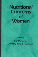 Nutritional Concerns of Women