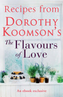 Pdf Recipes from Dorothy Koomson's The Flavours of Love Telecharger