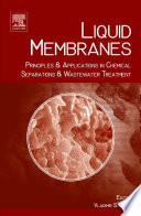 Book Cover: Liquid Membranes