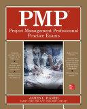 PMP Project Management Professional Practice Exams Pdf/ePub eBook