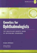 Genetics for Ophthalmologists Book