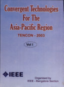 Ieee Tencon 2003