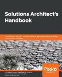 Pdf Solutions Architect's Handbook Telecharger