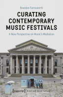 Pdf Curating Contemporary Music Festivals Telecharger