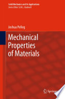 Mechanical Properties of Materials Book