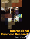 International Business Research