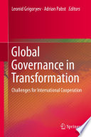 Global Governance In Transformation