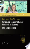 Advanced Computational Methods in Science and Engineering