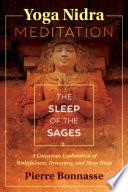 Yoga Nidra Meditation Book