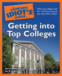 The Complete Idiot's Guide to Getting into Top Colleges Pdf/ePub eBook