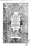 The Workes of ... Elnathan Parr ... The third edition: corrected and enlarged by the authors own hand, etc