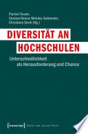 Diversität an Hochschulen
