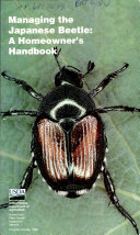 Managing the Japanese Beetle