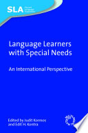 Language Learners with Special Needs Book