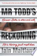 Mr Todd s Reckoning Book PDF