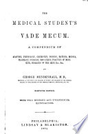 The Medical Student s Vade Mecum