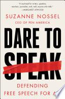 Dare to Speak Book
