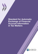 Standard for Automatic Exchange of Financial Account Information in Tax Matters Pdf