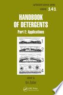 Handbook of Detergents  Part E