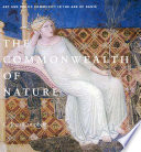 The Commonwealth of Nature  Art and Poetic Community in the Age of Dante Book