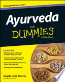 """Ayurveda For Dummies"" by Angela Hope-Murray"