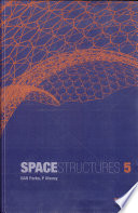 Space Structures 5 Book PDF