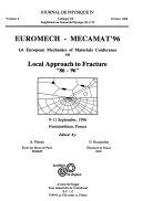 Euromech   Mecamat 96 Book