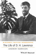 The Life of D  H  Lawrence