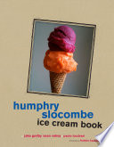 Humphrey Slocombe Ice Cream Book Book