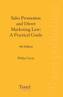 Sals Promotion And Direct Marketing Law