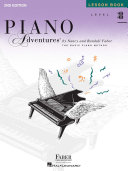 Piano Adventures - Level 3B Lesson Book