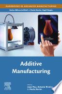 Additive Manufacturing Book