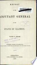 Rosters of enlisted men of Illinois regiments numbered from the 21st to the 47th Book