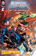 Dc Universe Vs Masters Of The Universe 2013 2014 1 Book PDF
