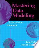 Mastering Data Modeling
