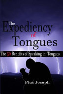 The Expediency Of Tongues