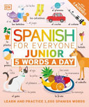 Spanish For Everyone Junior 5 Words A Day