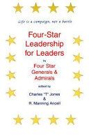 Four-star Leadership for Leaders
