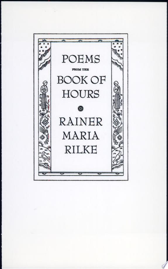 Poems from The Book of Hours