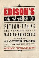 Edison   s Concrete Piano