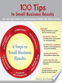100 Tips to Small Business Results
