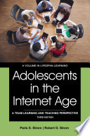 Adolescents in the Internet Age