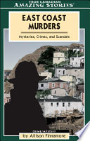 East Coast Murders Book