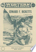 Edward F. Ricketts