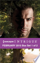 Harlequin Intrigue February 2015 Box Set 1 Of 2