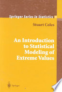 An Introduction To Statistical Modeling Of Extreme Values [Pdf/ePub] eBook